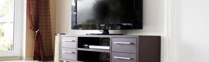 Wenge TV-alus