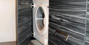 Integreeritud pesumasin-kuivati