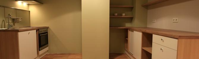 Minimalistlik köök