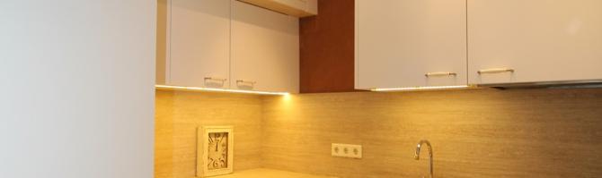 Trepialune köögimööbel