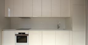 Kõrgläikeline köögimööbel