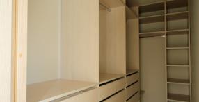 Ruumikas garderoob